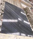 室内装飾の平板/床タイルのためのブラックフォレストの大理石