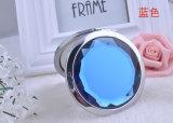 Förderndes bekanntmachendes Geschenk - angepasst ringsum beweglichen kosmetischen Pocket Kristallspiegel