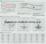 Topbest Zubehör Multi-Kopf automatische Sicherungsschrauben-Maschine/Sperrung des Roboters/Weichlöten der Maschine
