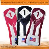 Американский популярный гольф Headcover PU