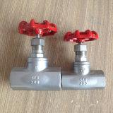 Valvola a saracinesca dell'acciaio inossidabile con la flangia (Z41)