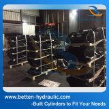 Cylindre hydraulique de levage de camion à benne basculante