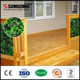 高品質の性質の庭のセリウム、SGSが付いている人工的なキヅタの塀のパネル