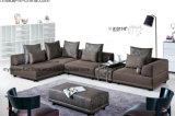 Sofá secional ajustado do sofá secional preguiçoso italiano moderno do sofá do estilo