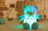 LED夜ライト、20インチが付いている詰められたテディー・ベアのギフトのおもちゃ