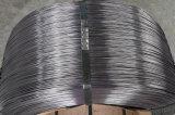 Fil d'acier galvanisé à haut carbone de ressort du boisseau Z2