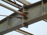 Tettoia strutturale d'acciaio prefabbricata utile per il parcheggio