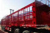 13 Meters Flatbed Van Type Stake Oplegger