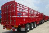 12.5 Meters Flatbed Van Type Semitrailer