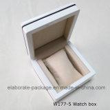 Il nuovo genere di contenitore di monili di legno della lacca di lusso di aggancio con progetta