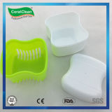 Bath dentaire de denture de cadre d'arrêtoir de cadre de denture