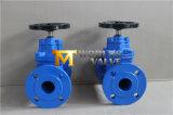 Дуктильный клапан шлюза строба утюга En558 для воды (Z45X-10/16)