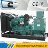 Brushless en Auto Elektrische Diesel van het Begin 200kw 400/230V Generator