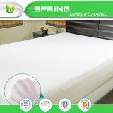 Cubierta impermeable del protector del colchón de la tela natural caliente de la venta el 100% Tencel