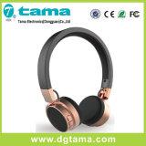 Mobile sans fil supplémentaire d'ordinateur de PC d'écouteurs de Bluetooth de tête neuve en métal