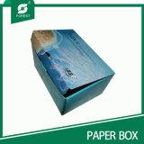 Caixa de embalagem ondulada barata/caixa de embalagem de papel