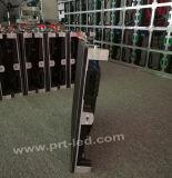 Innenmiete LED-Bildschirmanzeige-Panel gebildet mit magnetischen Baugruppeen für vorderen hinteren Zugriff (P3.91, P4.81, P5.95)