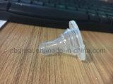 Breiter Stutzen-Weiche-und Komfort-flüssiger Silikon-Baby-Flaschen-Nippel