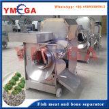 自動操作の機械を分ける電気ステンレス鋼の魚肉および骨