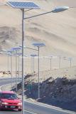 8m 9m 10mポーランド人60W LEDランプのハイウェイのための太陽街灯
