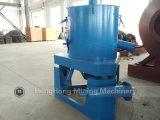 máquina de lavar aluvial do ouro do rio 100tph