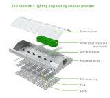 Luz impermeável branca fresca do jardim IP65 da luz de rua do diodo emissor de luz
