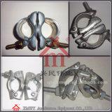 Coupleur de raccordement de double de coupleur de bride de faisceau (bride de gravlock de poutre) coupleur d'émerillon