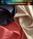 Tafetán clásico del poliester de 190t 210t 290t 300t, surtidor de la tela del poliester, alineando la tela