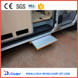 CE Echelle de glissement électrique Power Gliding Van Step for Caravan