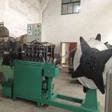 機械を作る二重ロックの排気管