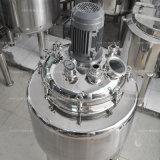 Machine émulsionnante de chauffage d'acier inoxydable de mayonnaise électrique de vide