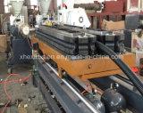 Линия производственная линия 225-800 mm/пластичный штрангпресс штрангя-прессовани трубы из волнистого листового металла стены PVC PP PE двойная