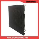 P6 최고 얇은 임대료 발광 다이오드 표시 스크린