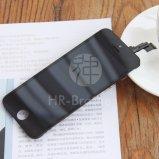 中国iPhone 5cのAppleのための卸し売りLCDスクリーンの置換LCDの計数化装置