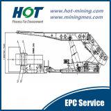 engenharia 3D para a baixa mineração Longwall de emenda de carvão