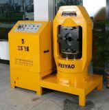 70MPa極度の高圧油圧鋼鉄ロープの出版物機械