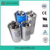 Тип конденсатор пленочного конденсатора полипропилена бега конденсатора конденсатора AC 35/5UF двойной
