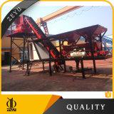 A alta qualidade e a planta de tratamento por lotes concreta móvel flexível (YHZS25)