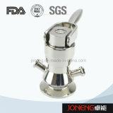 Valvola di campionamento saldata sanitaria dell'acciaio inossidabile (JN-SPV2003)