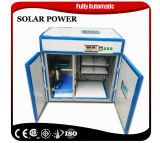Petit incubateur actionné solaire complètement automatique d'oeufs de poulet à vendre
