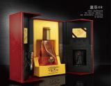 Pas Vakjes van de Verpakking van het Document van de Luxe de Eersteklas Buitensporige voor Wijn aan