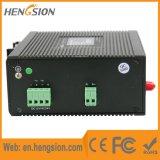 2 gigabites SFP e interruptor de red industrial del acceso de Ethernet 7