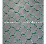 Rete metallica rivestita del pollo del PVC di Sailin