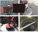 コンクリート、鉄筋コンクリートのドリル機械Ob-355bのためのドリル