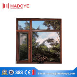 Finestra di vetro della stoffa per tendine di alluminio della fabbrica della Cina per uso domestico