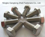 Grade 12.9 Fasteners DIN933 Full Threaded Heavy Hex Bolts