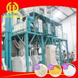 Usine automatique de moulin de rouleau de maïs de la qualité 150t fonctionnant en Zambie du Kenya