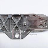 Zoll-CNC maschinell bearbeitete Aluminiumluftfahrtersatzteile