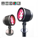 15W RGB3in1 LED Garten-Spitzen-Licht