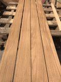Decking de madera al aire libre S4s de la teca africana resistente del agua y del decaimiento